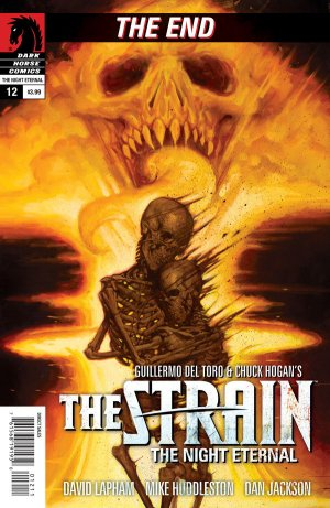 The Strain - The Night Eternal 12