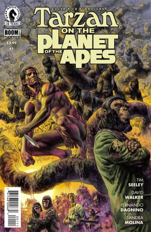 Tarzan on the Planet of the Apes édition Issues (2016 - 2017)