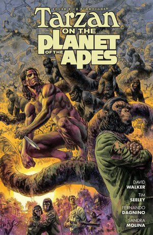 Tarzan on the Planet of the Apes édition TPB softcover (souple)