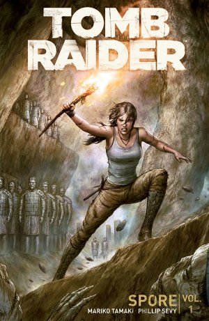 Lara Croft - Tomb Raider 1