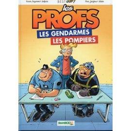 Les profs Les gendarmes Les pompiers édition Simple