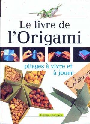 Le livre de l'origami Méthode