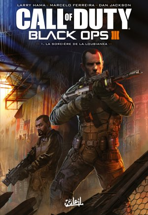 Call of Duty Black OPS III T.1