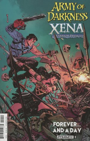 Army of Darkness / Xena Warrior Princess - Forever... And a Day édition Issues (2016 - 2017)