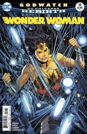 Wonder Woman # 18