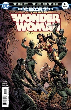Wonder Woman # 19