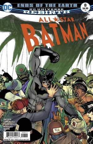 All Star Batman # 8 Issues (2016 - 2017)