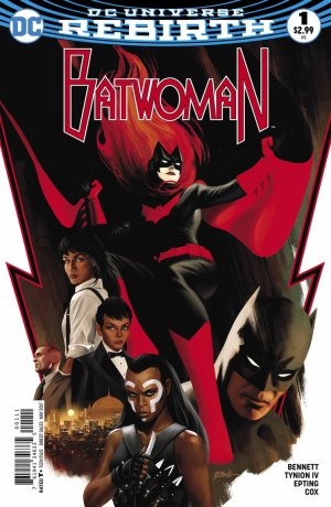 Batwoman édition Issues V2 (2017 - 2018)