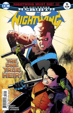 Nightwing # 16 Issues V4 (2016 - Ongoing) - Rebirth