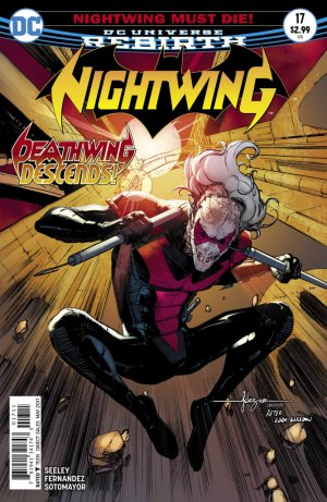 Nightwing # 17 Issues V4 (2016 - Ongoing) - Rebirth