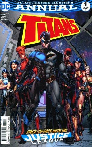 Titans (DC Comics) édition Issues V3 - Annuals (2017 - 2018)