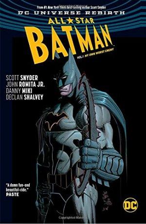 All Star Batman édition TPB hardcover (cartonnée) (2016 - 2018)