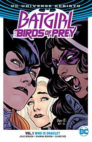 Batgirl and the Birds of Prey édition TPB softcover (souple) - Issues V1