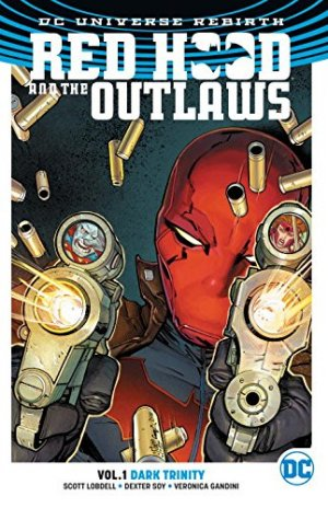 Red Hood and The Outlaws édition TPB softcover (souple) - Issues V2
