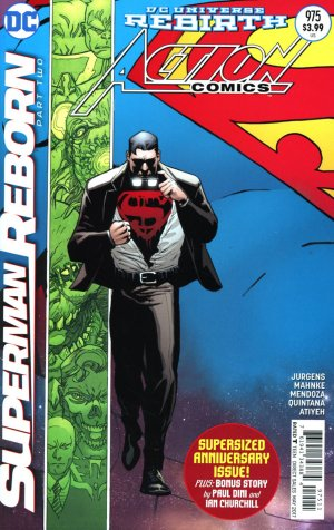 Action Comics # 975