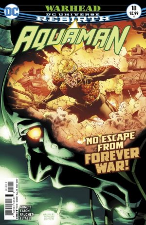 Aquaman # 18 Issues V8 (2016 - Ongoing) - Rebirth