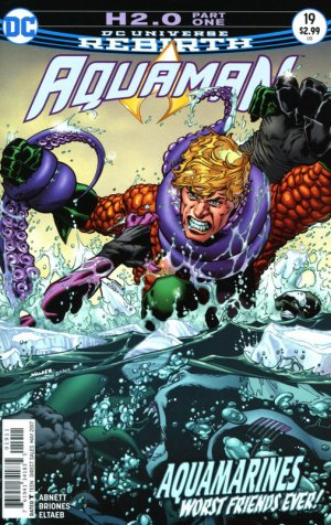 Aquaman # 19 Issues V8 (2016 - Ongoing) - Rebirth