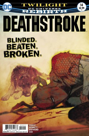 Deathstroke # 14 Issues V4 (2016 - 2019) - Rebirth