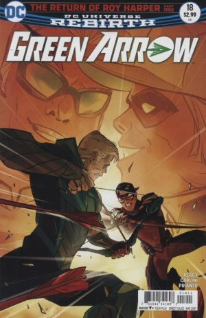 Green Arrow # 18 Issues V6 (2016 - Ongoing)