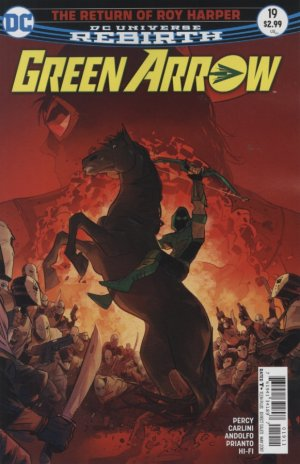 Green Arrow # 19 Issues V6 (2016 - Ongoing)