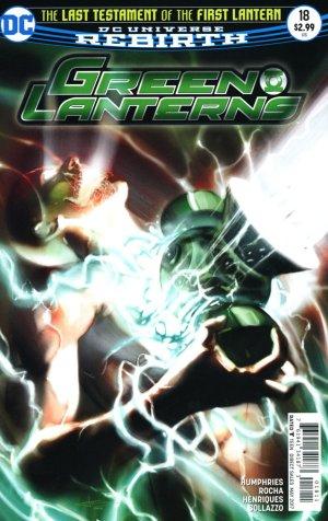 Green Lanterns 18 - The Last Testament of the First Lantern