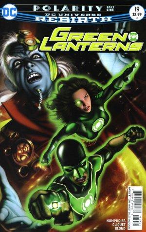 Green Lanterns 19 - Polarity 1 : The green Impurity