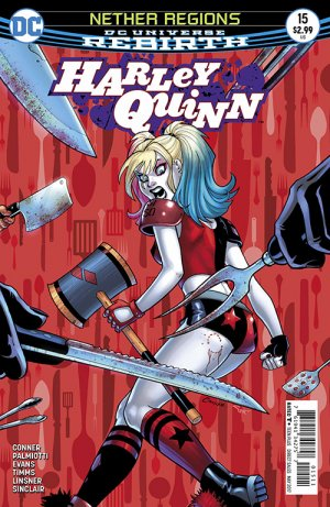 Harley Quinn # 15 Issues V3 (2016 - Ongoing) - Rebirth