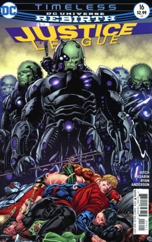 Justice League # 16
