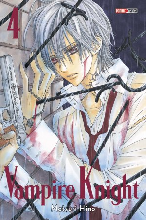 Vampire Knight 4 Volumes doubles