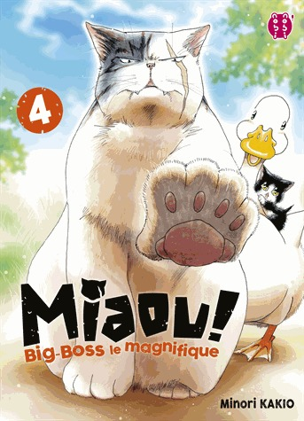 MIAOU ! Big-Boss le magnifique 4 Simple