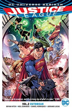 Justice League # 2 TPB softcover (souple) - Issues V3