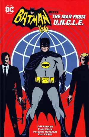 Batman '66 meets the man from U.N.C.L.E. édition TPB softcover (souple)