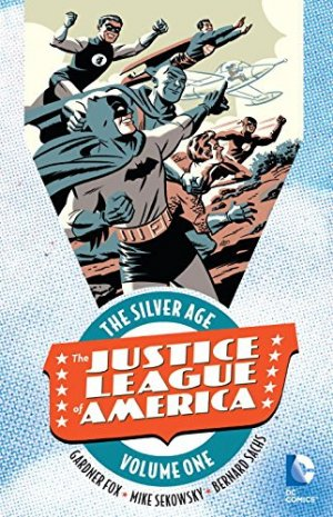 Justice League of America - The Silver Age édition TPB softcover (souple)