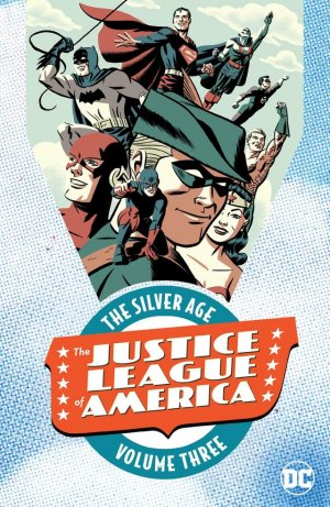 Justice League Of America # 3 TPB softcover (souple)