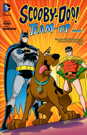 Scooby-Doo & Cie édition TPB softcover (souple)