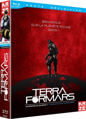 Terra Formars édition Intégrale Blu-ray