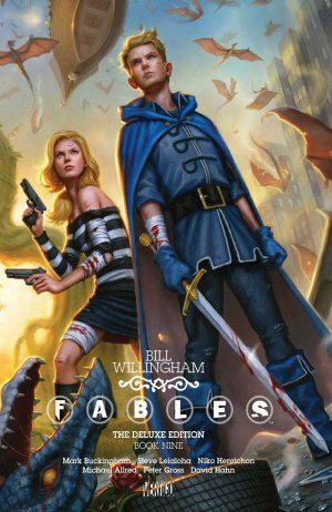 Fables # 9 Deluxe (2009 - 2017)