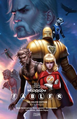 Fables # 12 Deluxe (2009 - 2017)