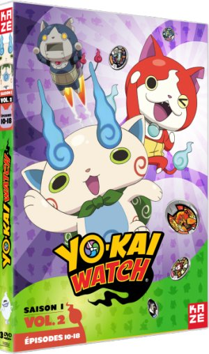 Yo-kai watch 2 Simple
