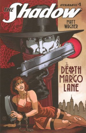 The Shadow - The Death of Margo Lane édition Issues (2016)