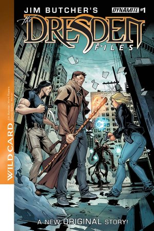 Jim Butcher's The Dresden Files - Wild Card édition Issues (2016)