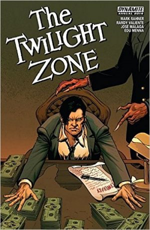 The Twilight Zone édition Issues - Annuals (2013)