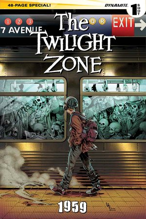 The Twilight Zone - 1959 édition Issues