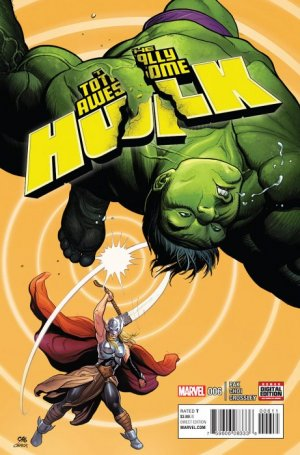 Totally Awesome Hulk # 6 Issues (2015 - 2017)
