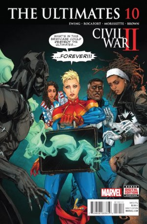Ultimates # 10 Issues V2 (2015 - 2016)