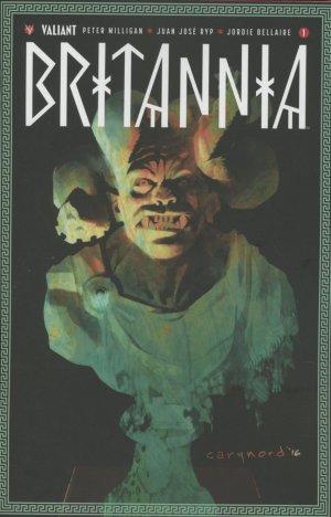 Britannia édition Issues (2016)