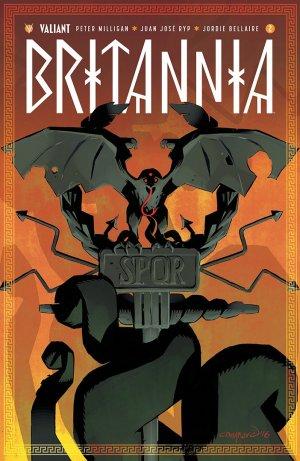 Britannia # 2 Issues (2016)
