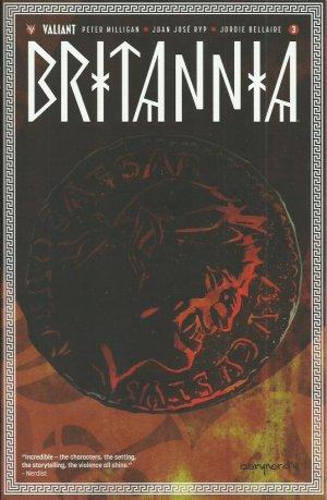 Britannia # 3 Issues (2016)