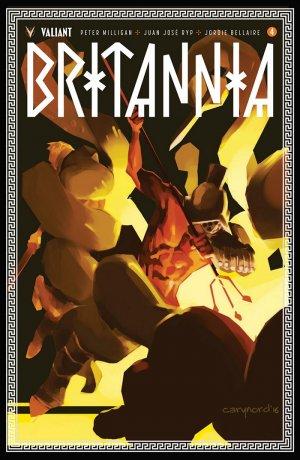 Britannia # 4 Issues (2016)