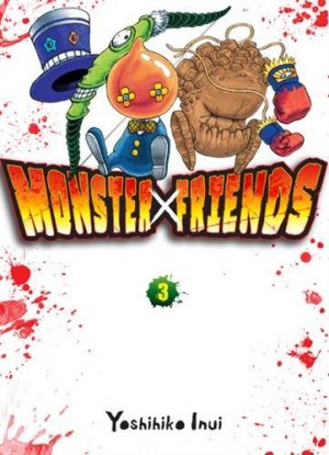 Monster friends 3 Simple